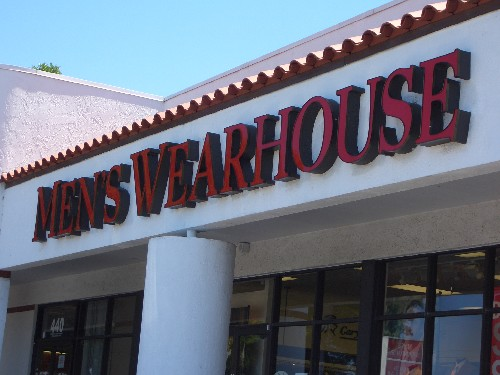 MENS WAREHOUSE LOCATIONS